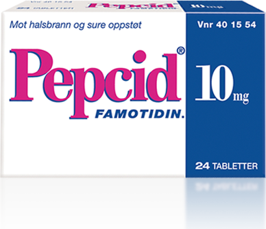 Pepcid Pack